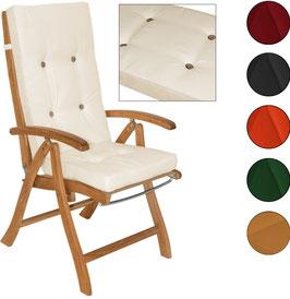 6 cuscini per sedia reclinabile