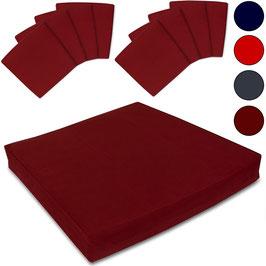 8 Federe cuscini di ricambio