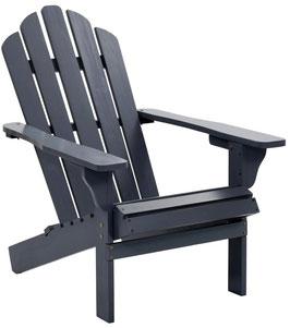 Adirondack Legno grigio