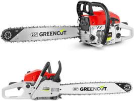 Motosega GreenCut 62cc