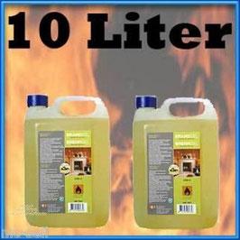 tanica 2x5 Lt GEL Bio ethanol
