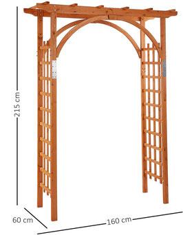 Pergola Grigliata cm.160