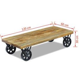 Tavolino caffè Railway