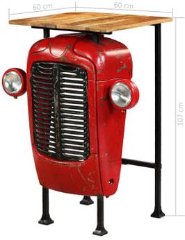 "Tavolo ""Tractor"" 60x60"