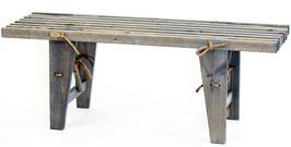 ECO PANCA in legno Pino Grigio