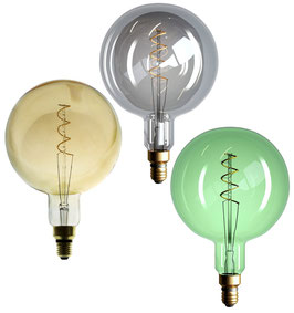 Lampadina Vintage LED XXL G200 5W