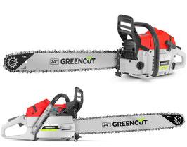 Motosega GreenCut 72cc