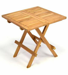 Tavolino Teak 60x60