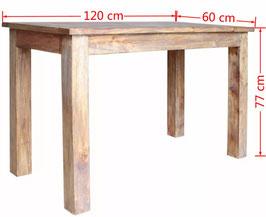 Tavolo in legno di recupero 120