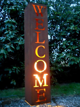 "Colonna ""Welcome"""