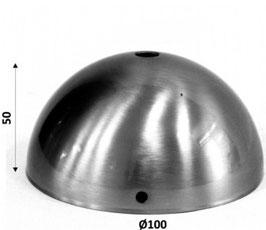 Rosone sfera acciaio Ø 100