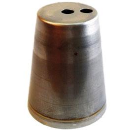 Campana in ferro 90x73mm