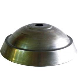 Paralume in ferro 120x370mm