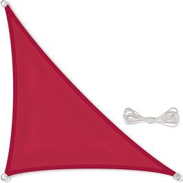 Vela Ombreggiante  triangolo 90° 3.5x3.5x4.95 - 160 g/m²