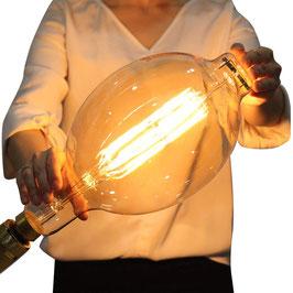 Lampadina VINTAGE Oversize LED 8W.