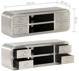 Mobiletto porta TV 120cm
