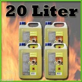 20 Lt. GEL Bio ethanol