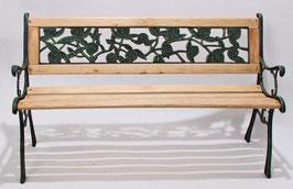 Panchina legno metallo