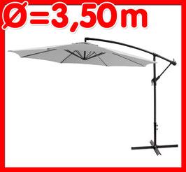 ombrellone laterale 3,5 alluminio