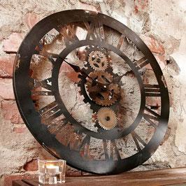 Orologio da parete stile industriale