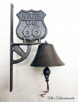 Campana route 66 ghisa