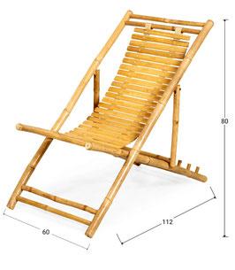 Sdraio in Bambù