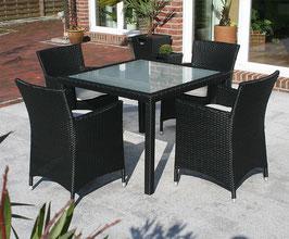 Tavolo + 4 poltroncine / 9 pezzi