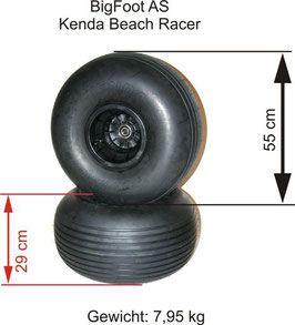 BigFoot Kenda Beach Racer