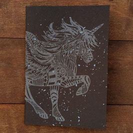 Fairytale Unicorn black - limited Edition