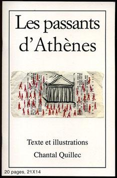 Les passants d'Athènes
