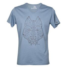Wolf Intelligenz Vintage-blau - SUPER SALE! - Die allerletzten Größen!