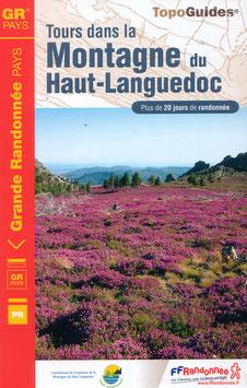 Tours dans la montagne Haut Languedoc