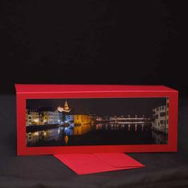 Elegance Ultrar red Quer Solothurn an der Aare  Nacht
