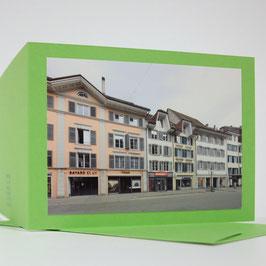 C6 gurzelngasse pistache grüner karte