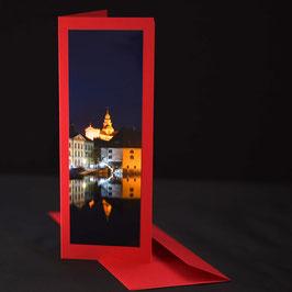 Elegance Ultra Red  Solothurn an der Aare  Nacht