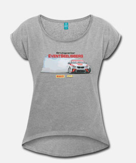 T-Shirt Drift Eventseelisberg BMW HGK F22 Eurofighter 2018 WOMEN 2
