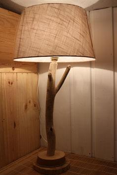 """Lampe bois flottés """"branche"""""""