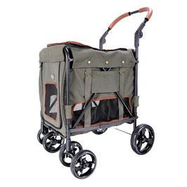 """Ibiyaya® Hundebuggy Pet Stroller Hundewagen  """"Gentle Giant Pet Wagon"""""""