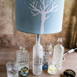 Belvedere Wodka Lampe