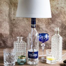 Finnlandia Wodka Lampe