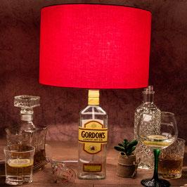 Gordons Dry Gin Lampe