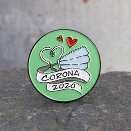Pin Corona 2020
