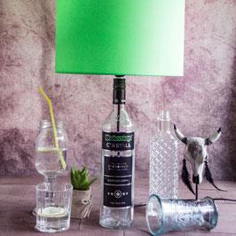 Moskovskaya Crystal Wodka Lampe