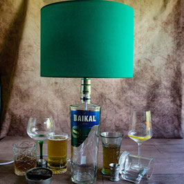 Baikal Wodka Lampe
