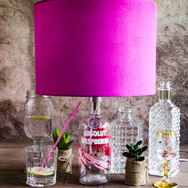 Absolut Wodka Raspberry Lampe