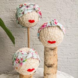 Headband Kirschblüten Fest