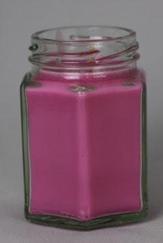 Soyaduftkerzen im Glas