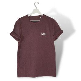 Shirt - Moin Dark Heather Cranberry