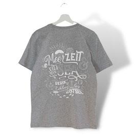 Shirt - Meerzeit Heather Grey
