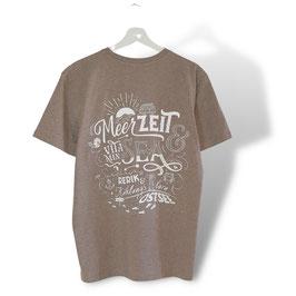 Shirt - Meerzeit Heather Sand
